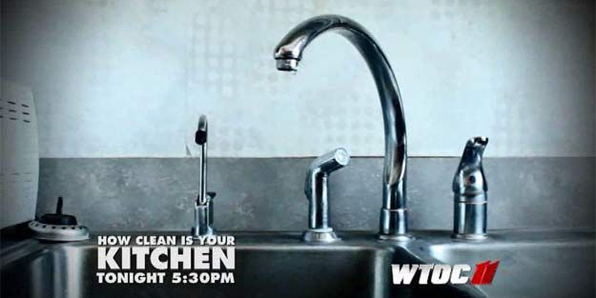 Watch at 5:30 PM: How clean is your kitchen?