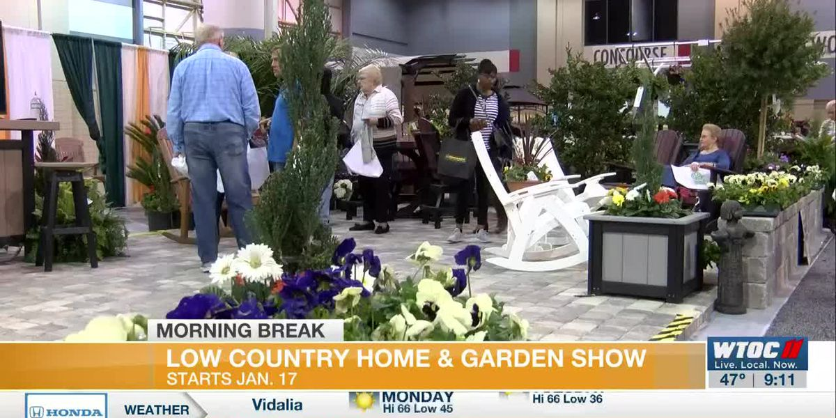 Low Country Home & Garden Show starts Jan. 17
