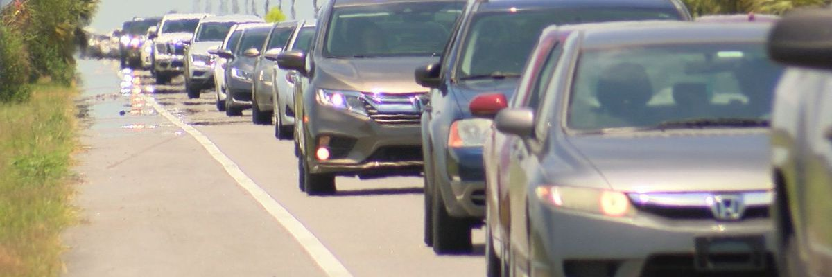 Heavy traffic, but few incidents on Tybee Island Memorial Day weekend