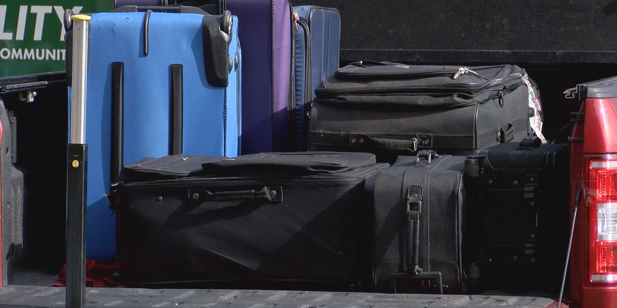 CASA suitcase drive helping foster kids