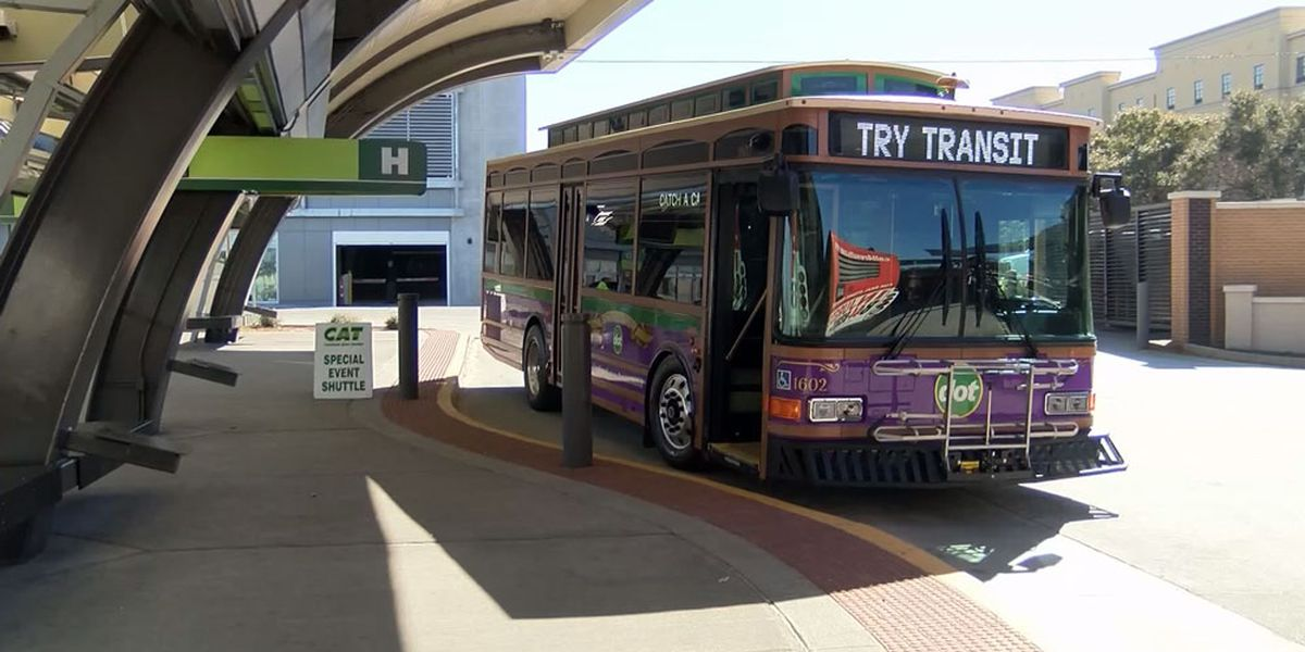CAT holding open house on its fixed-route bus network redesign
