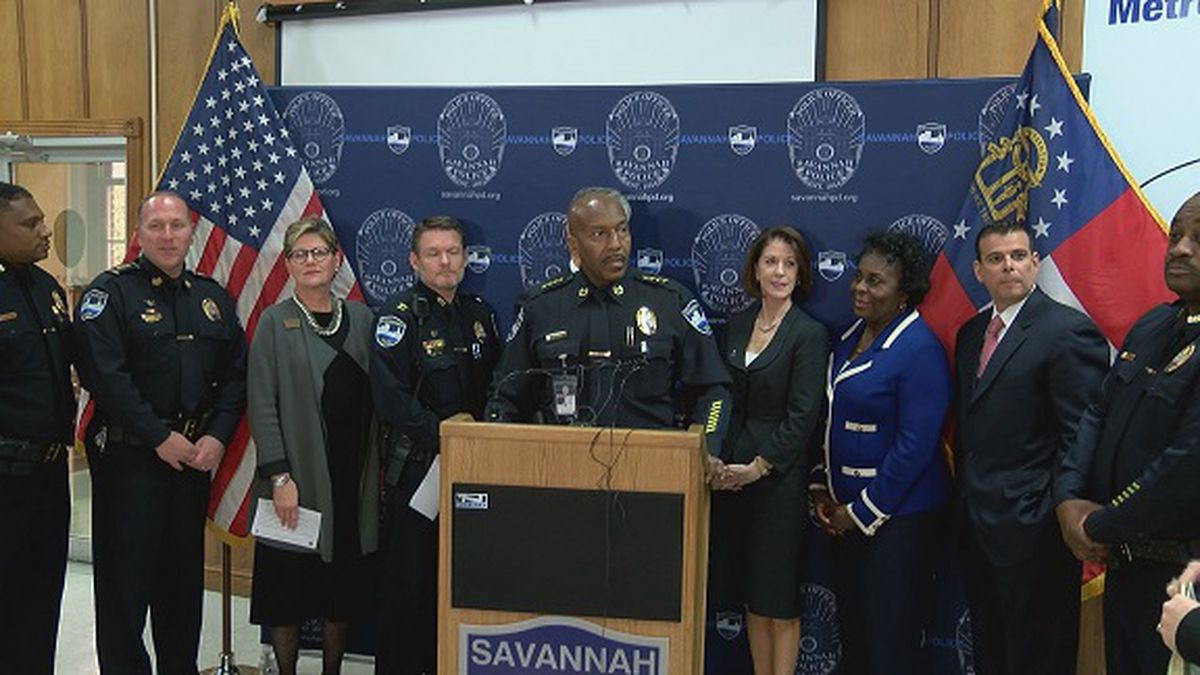 Savannah Police Department rolls out new Family Violence Unit