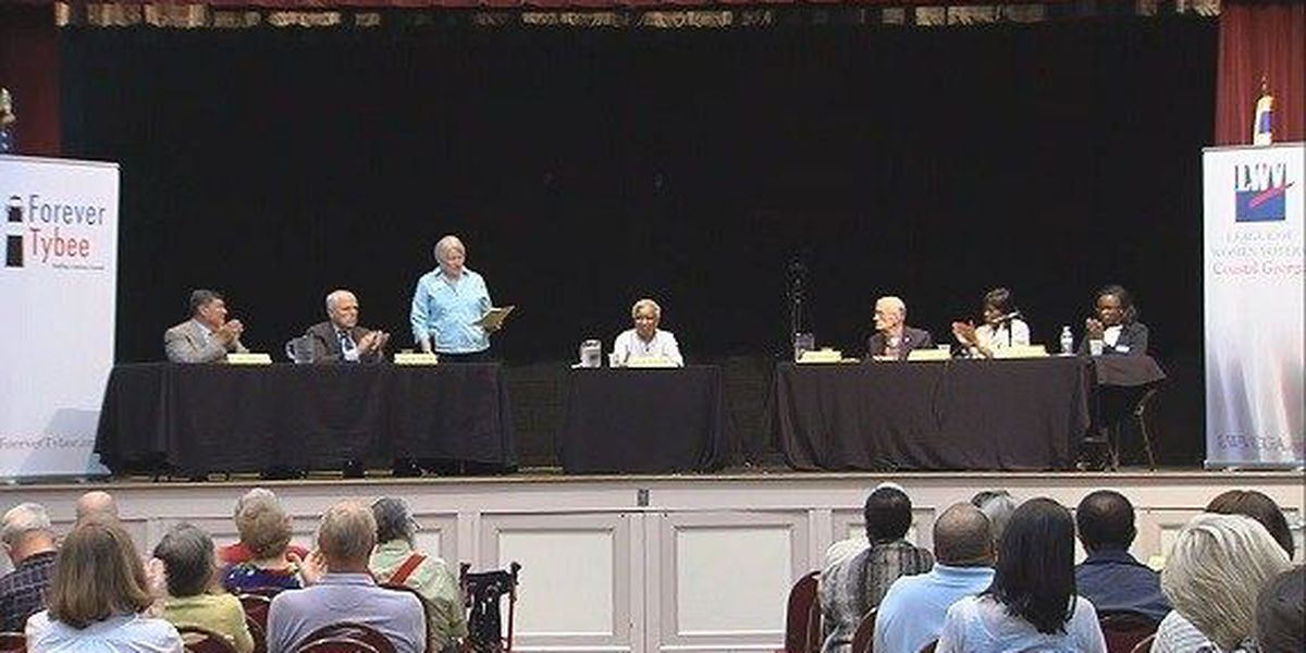 REWATCH: SCCPSS School Board president candidates square off in forum