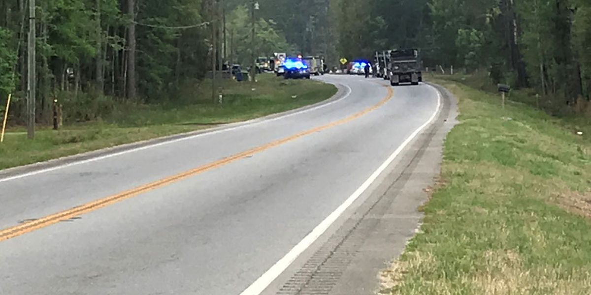 Head-on collision reported on Fort Argyle Rd.