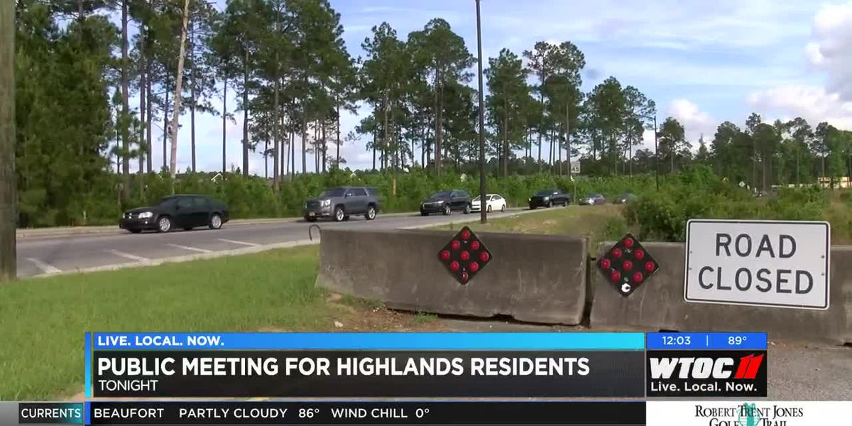 Mayor DeLoach holding public meeting to discuss Highlands community truck ban