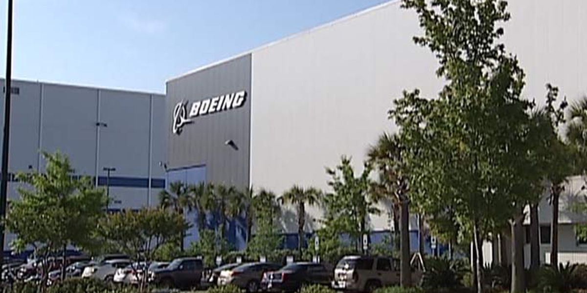 Boeing confirms it will consolidate 787 production in South Carolina