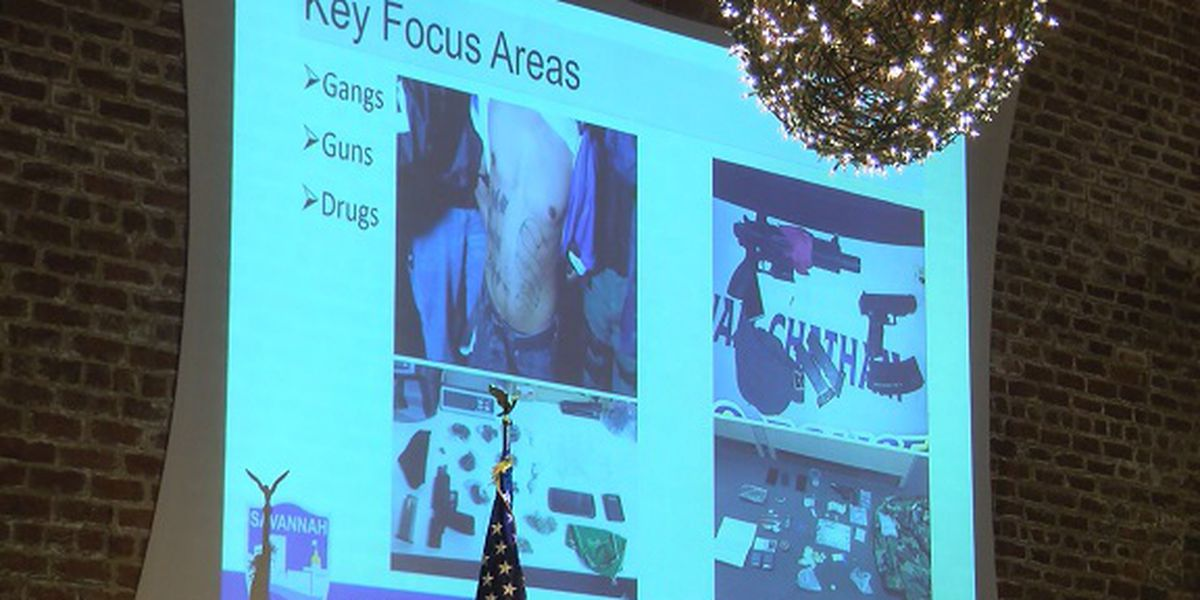 Savannah Police Chief talks crime with Downtown Business Association