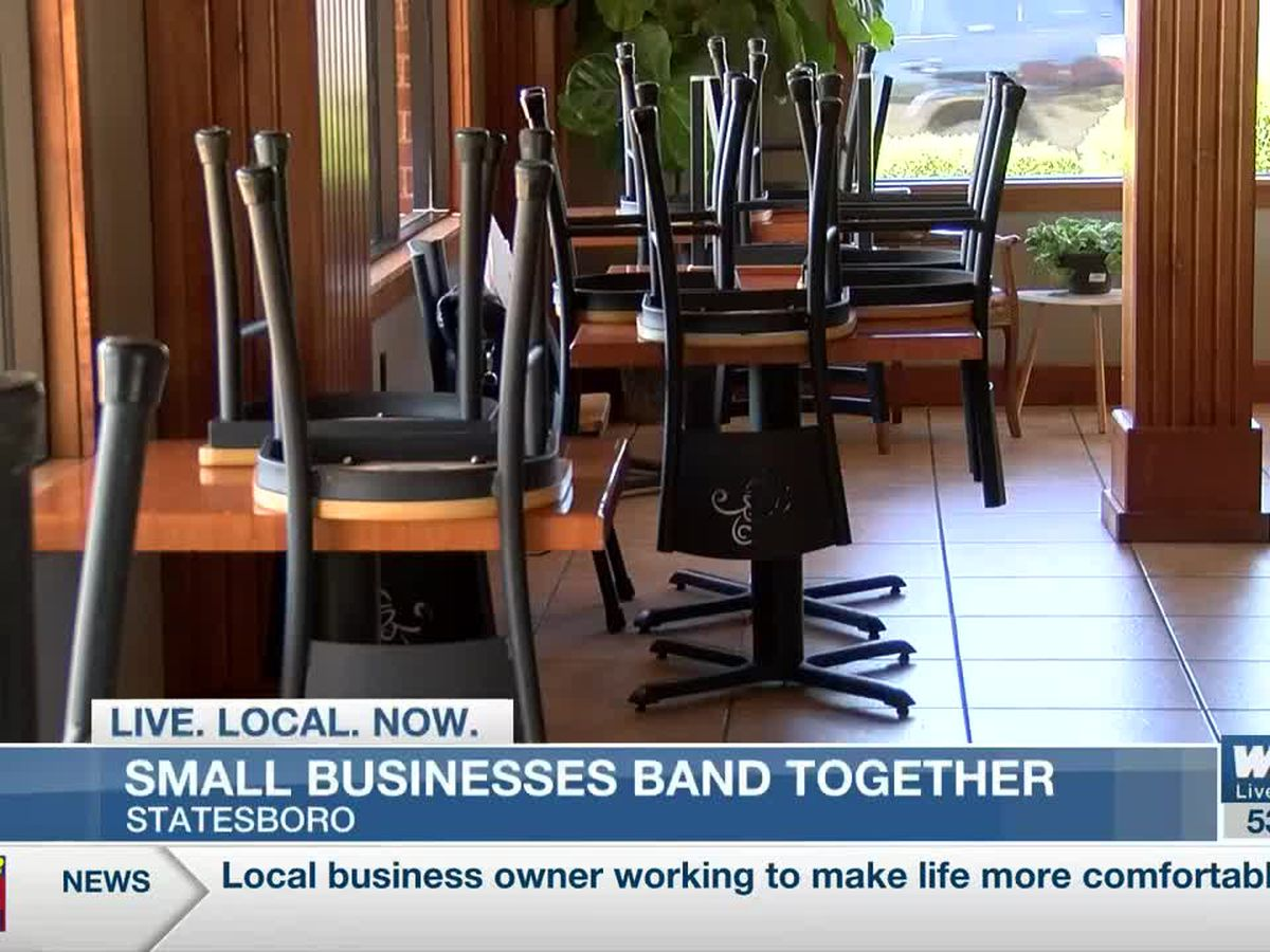 Statesboro small businesses band together