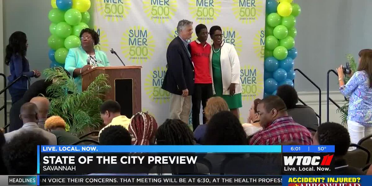 State of the City preview