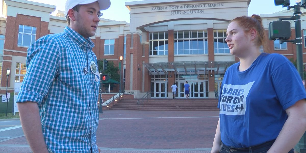 March for Our Lives Rally planned in wake of deadly UNC Charlotte shooting