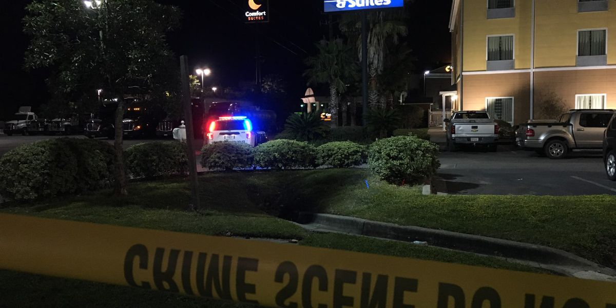 Port Wentworth Police investigate shooting at hotel off Augusta Rd.