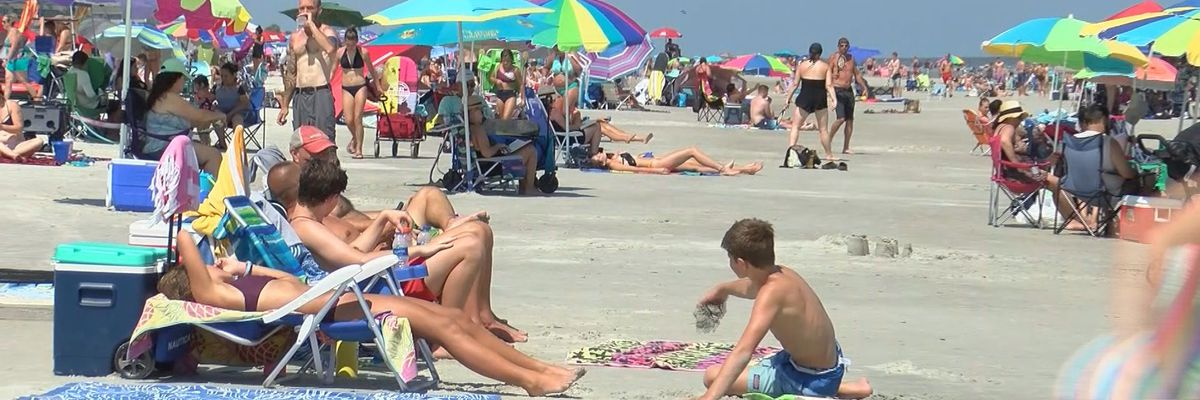 Busy holiday weekend expected on Hilton Head Island