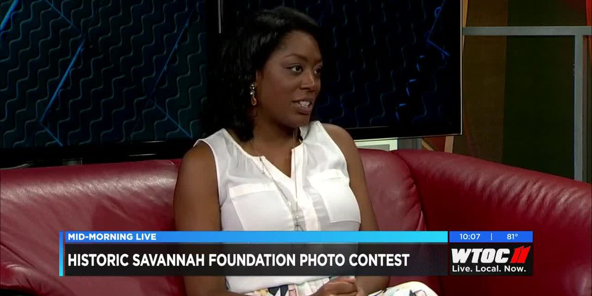Historic Savannah Foundation Photo Contest
