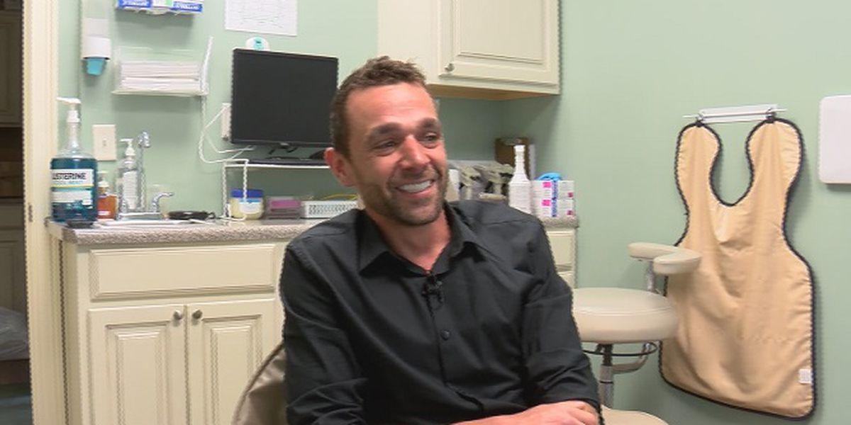 Bluffton man receives $78,000 smile makeover from Howard Family Dental
