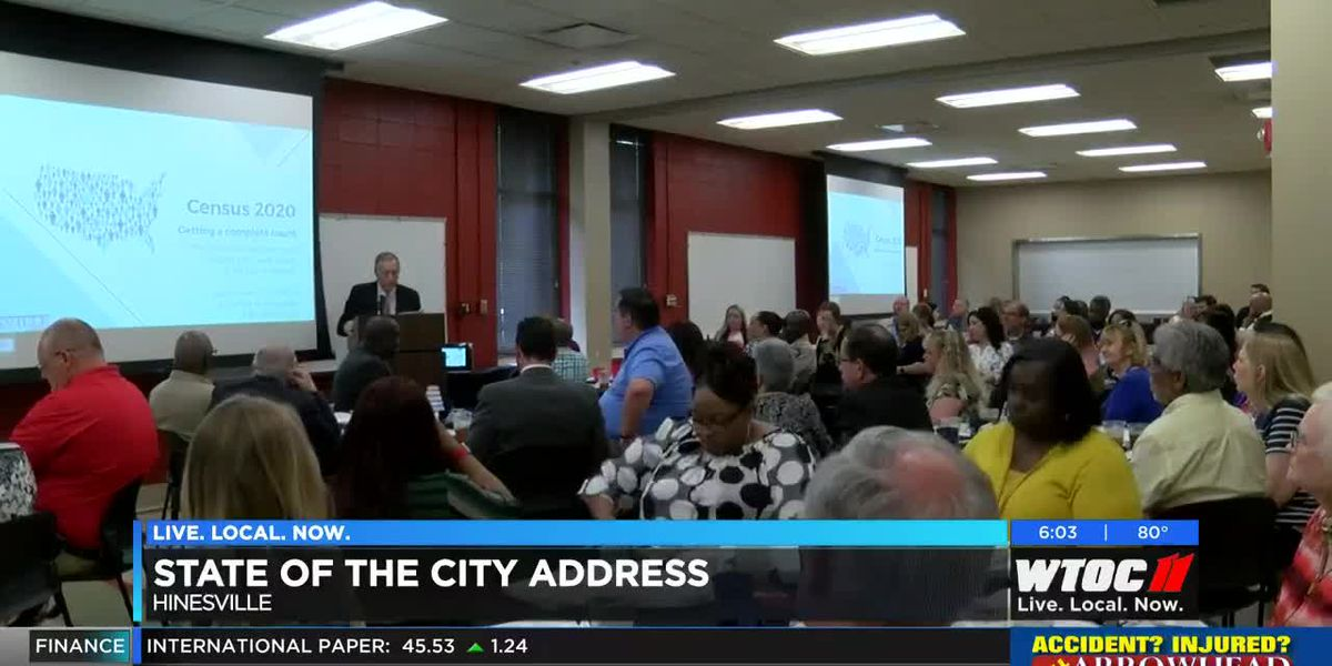 Hinesville holds State of the City Address