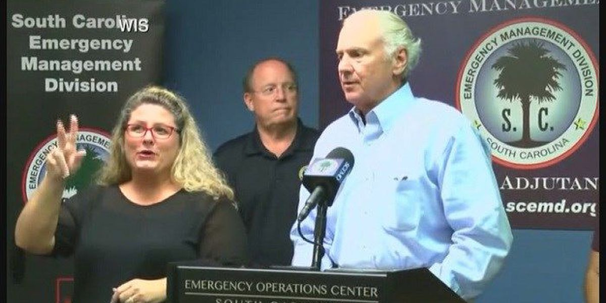 Gov. Henry McMaster declares state of emergency ahead of tropical storm