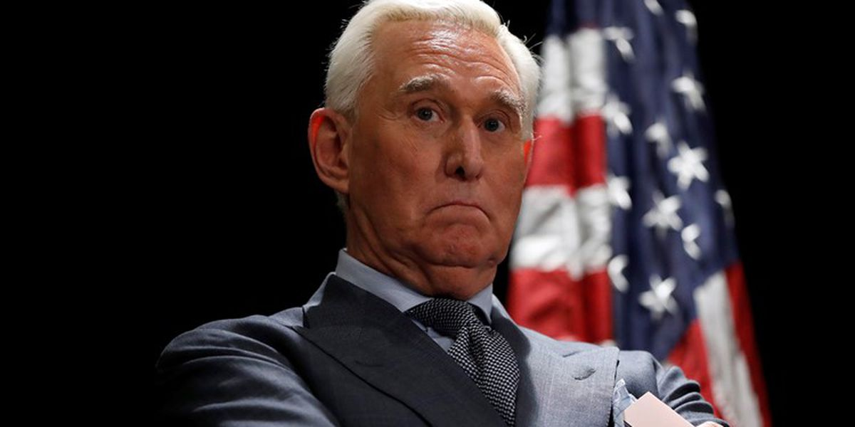 Trump confidant Roger Stone in court after Instagram post