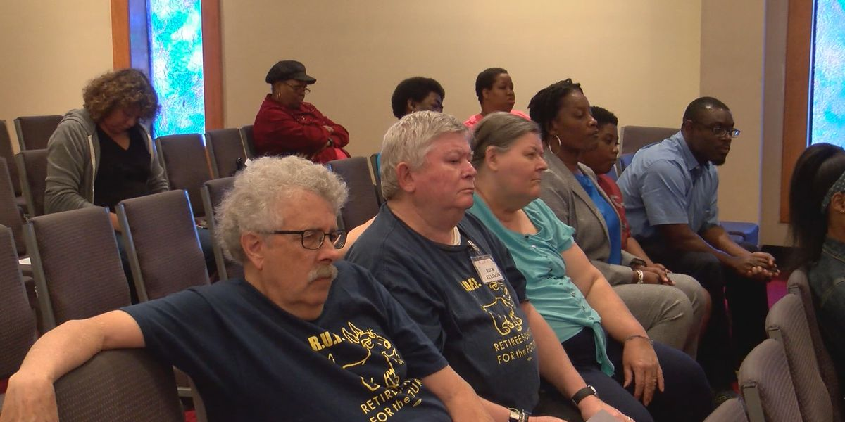 Savannah church holds open floor discussion concerning race relations