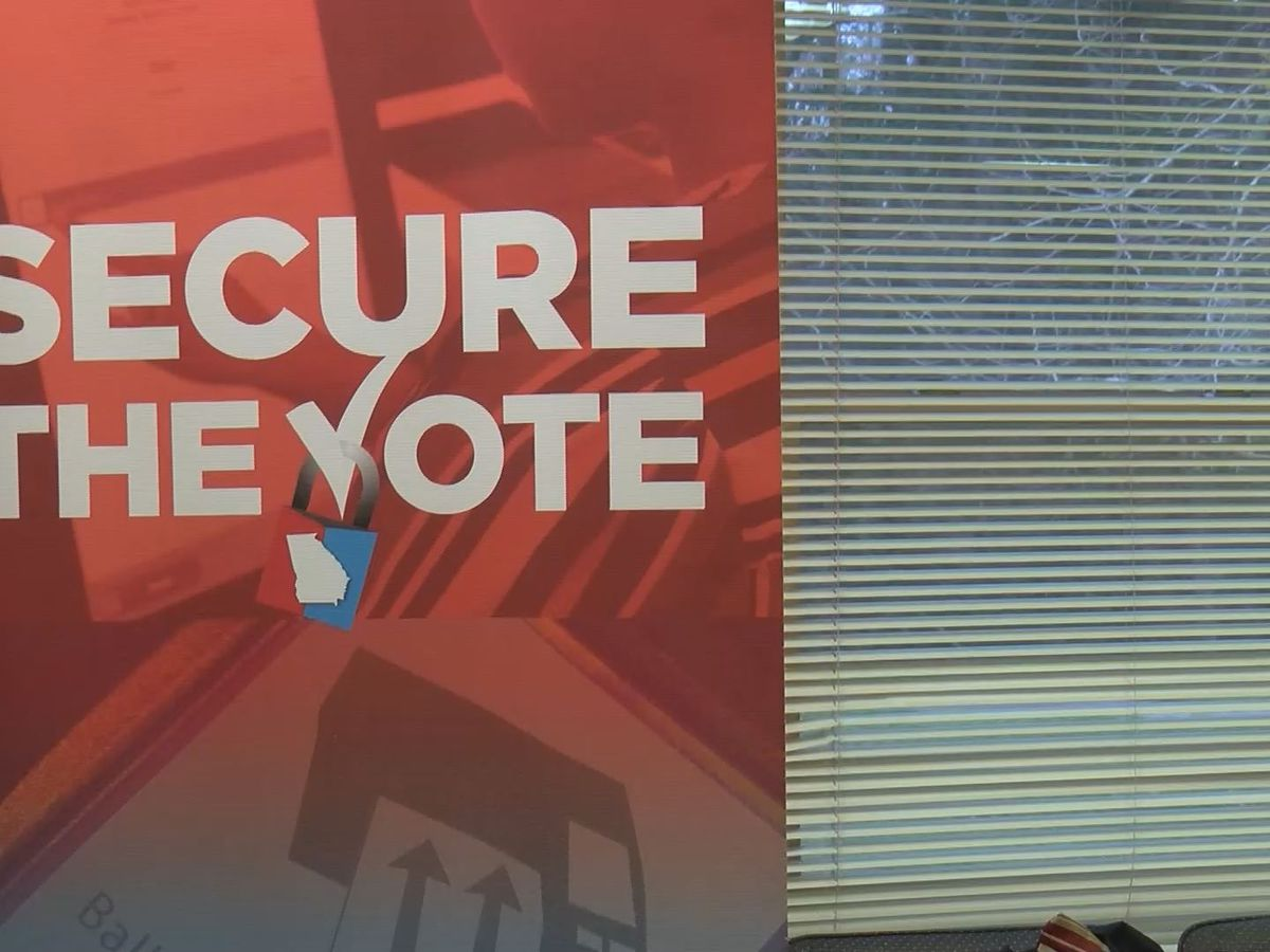 Liberty Co. residents test new voting system