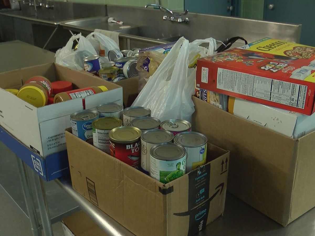 Tybee Island hosting community food donation program