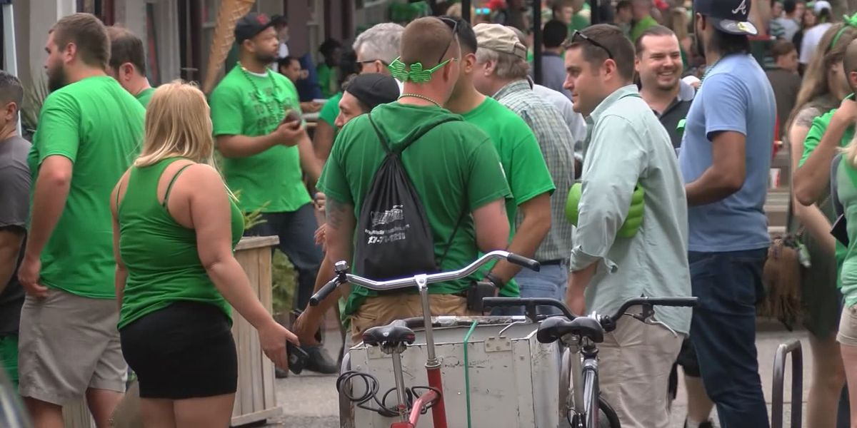 Savannah businesses prepare for St. Patrick's Day