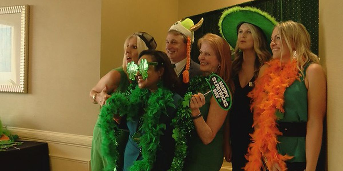 WTOC hosts annual St. Patrick's Day party