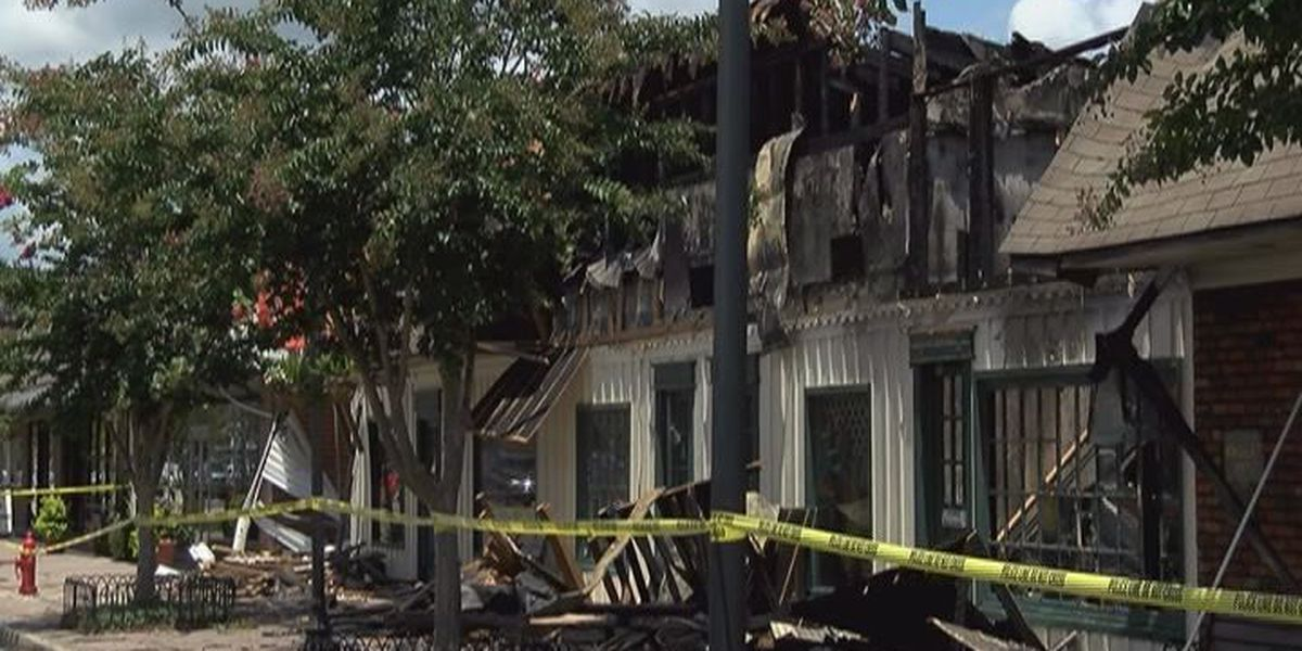 Jesup community still in shock after fire destroys downtown