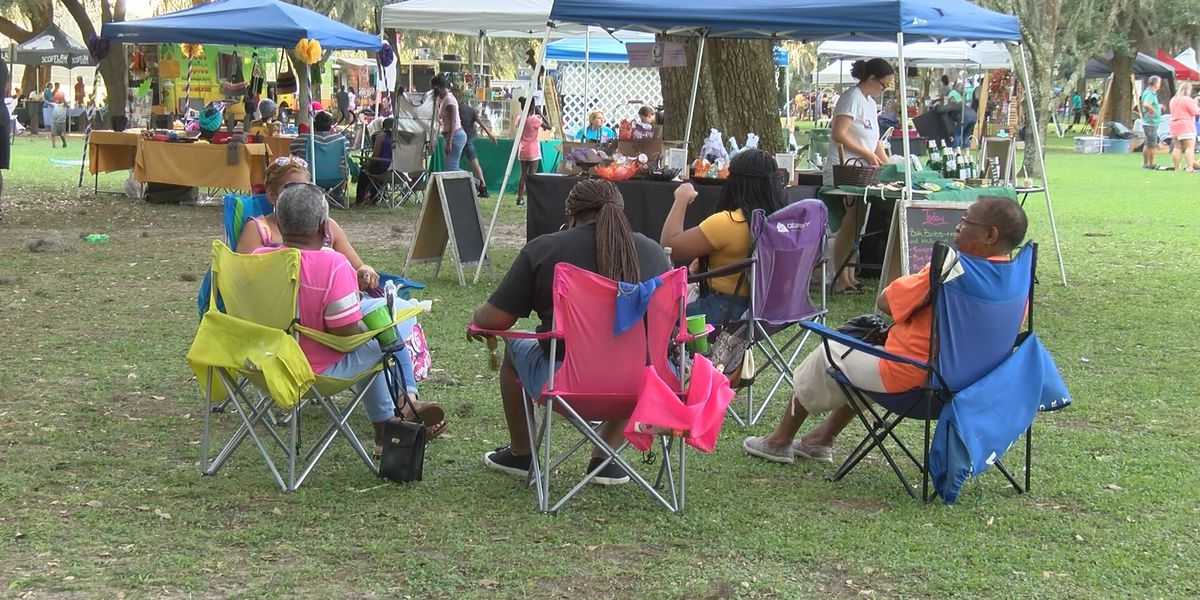 Food Truck festival provides family fun in Daffin Park