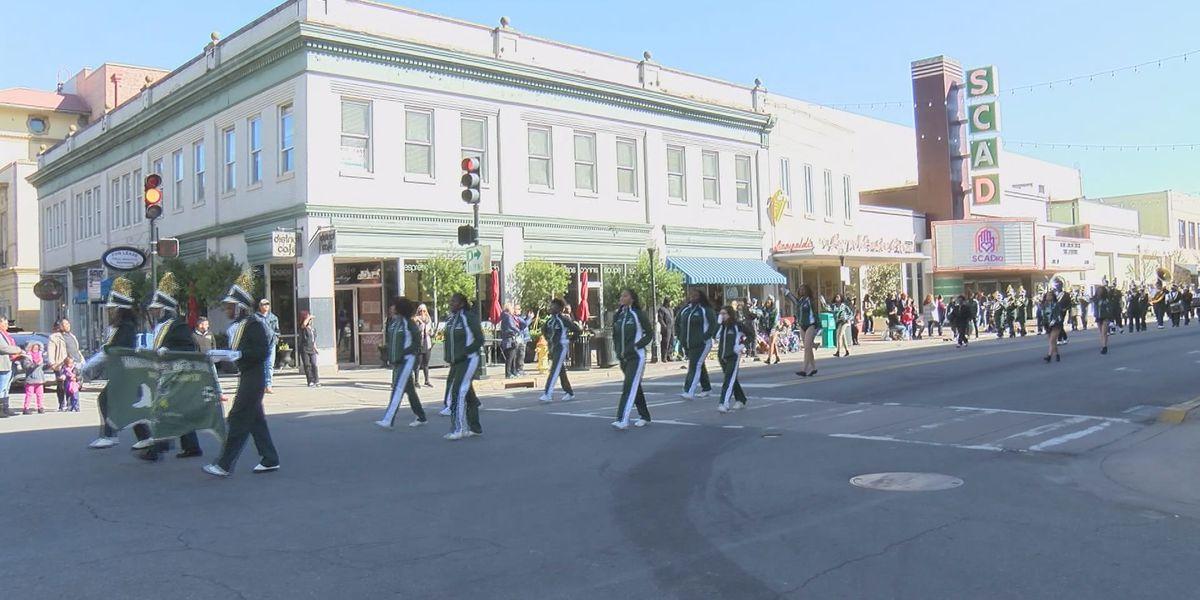 MLK Day Parade to affect downtown Savannah traffic