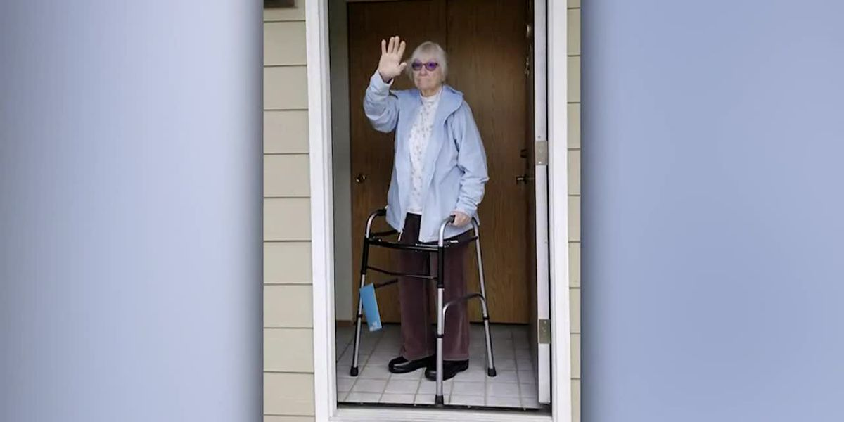 'Don't take chances:' Wash. nursing home patient back home after defeating coronavirus