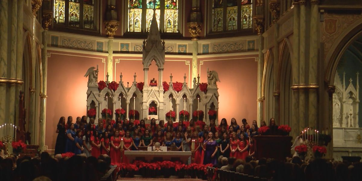 St. Vincent's Academy dedicates 48th annual Christmas concert to Craig Harney