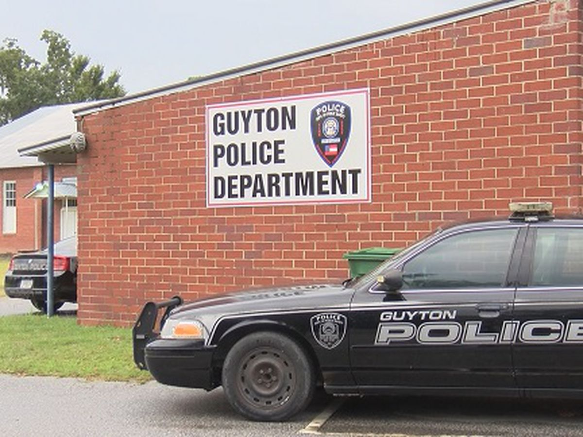 Guyton Fire merges with Effingham County; Guyton PD down to one officer