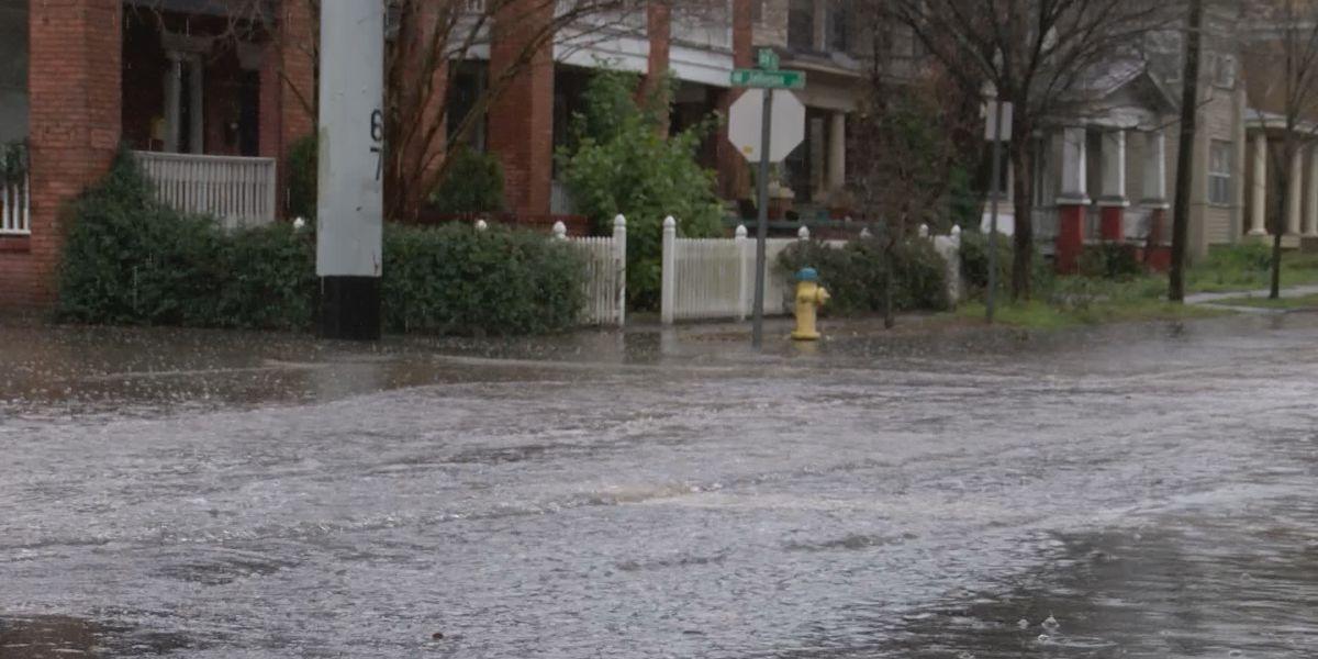 City leaders address Savannah flood threat