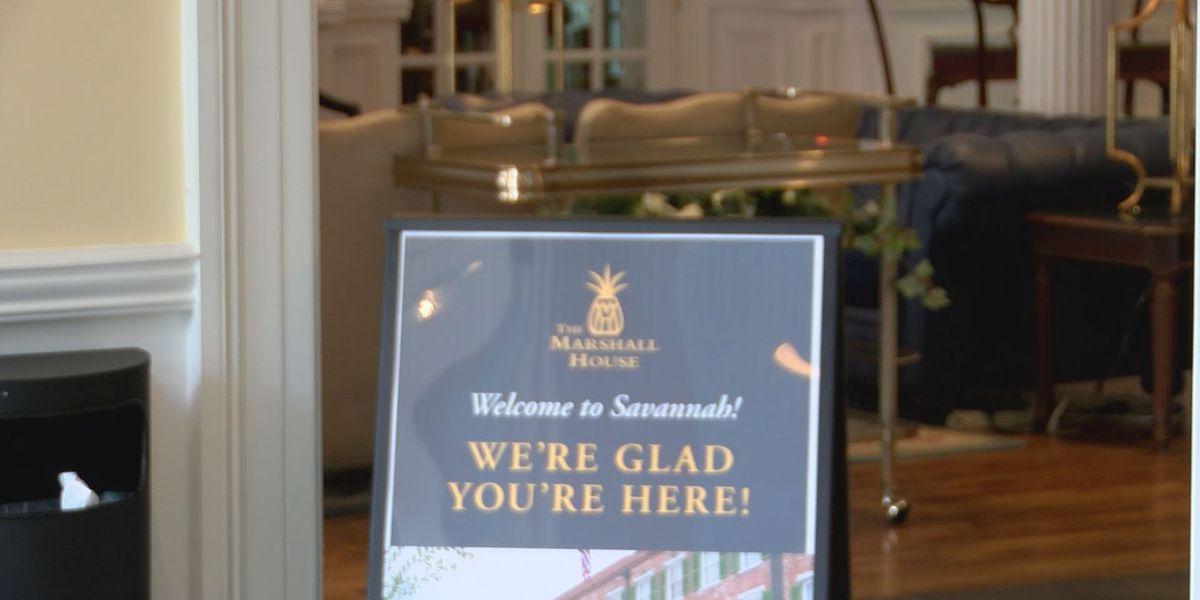 Savannah hotel occupancy takes a dip during pandemic