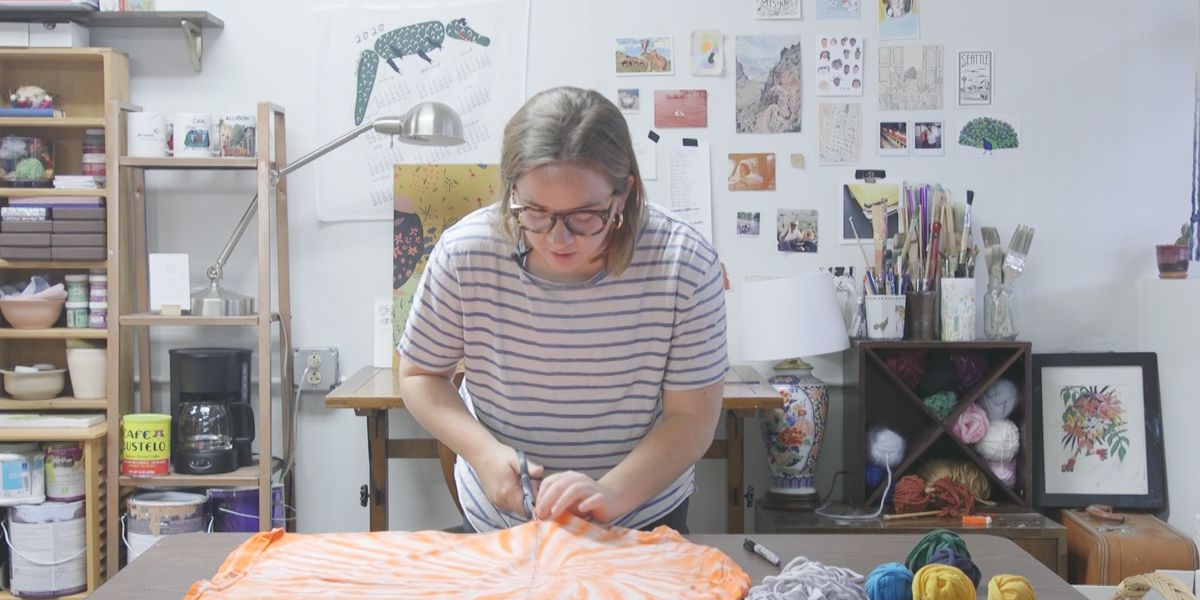 Abode Studios teaches how to make use of old clothes