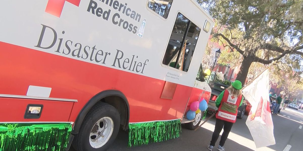 Red Cross of SE & Coastal Georgia celebrates a century of service