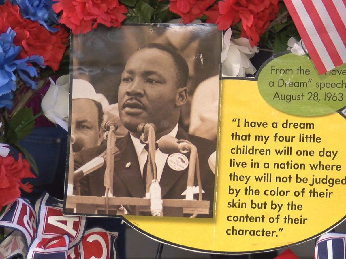 Celebrations of Martin Luther King Day Planned in Bluffton