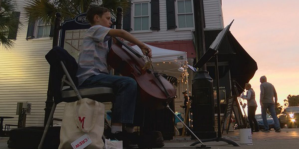 Downtown Beaufort celebrates fifth year of 'First Friday'