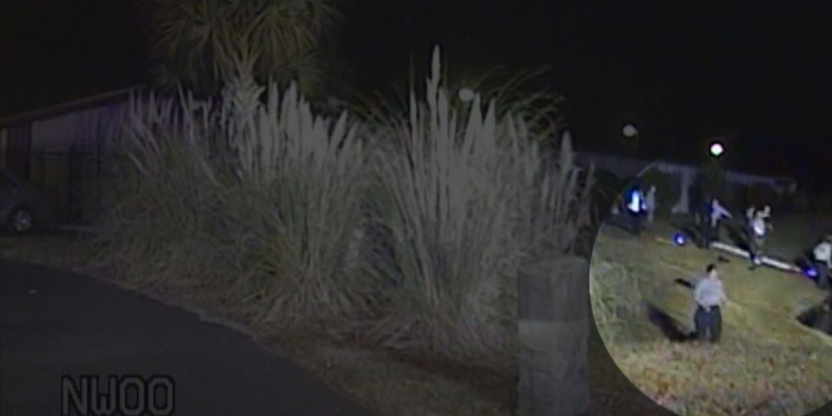 Beaufort Co. law enforcement saves woman from sinking car