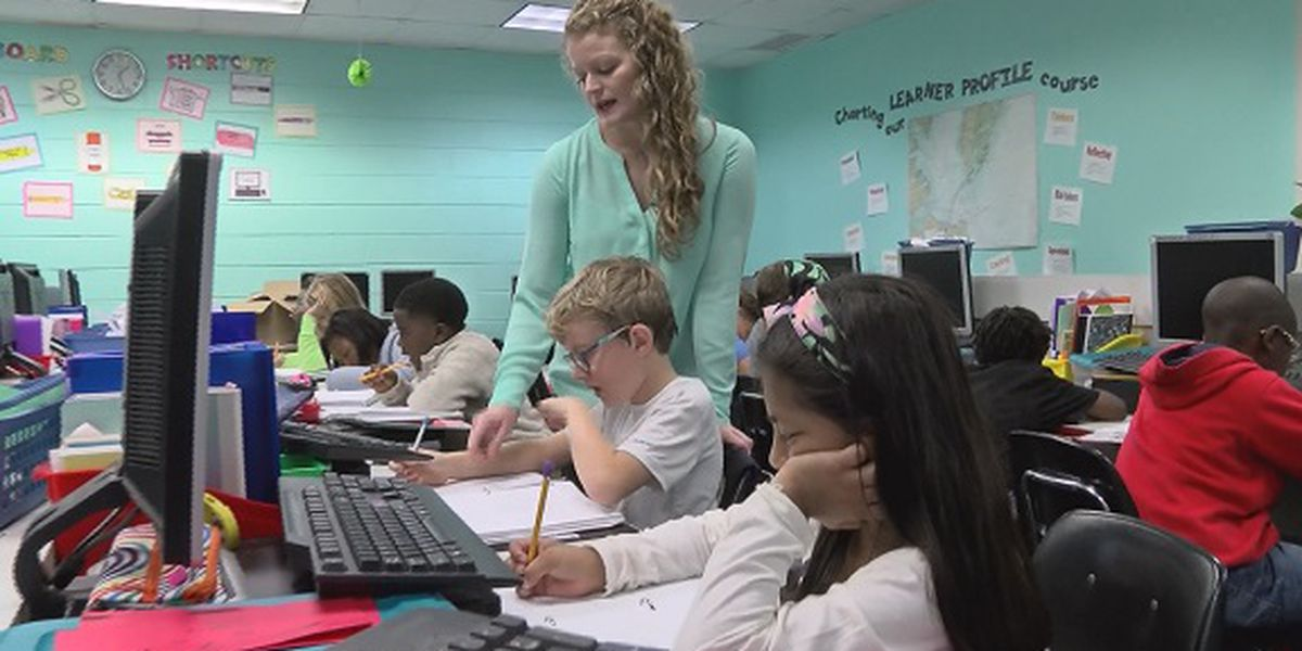 Top Teacher: Anna Kate Mahany, Marshpoint Elementary School