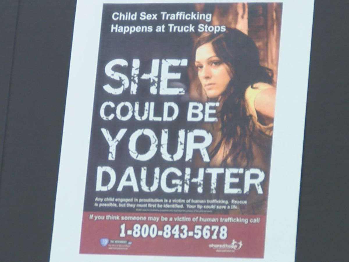 Savannah State holds annual conference to combat human trafficking