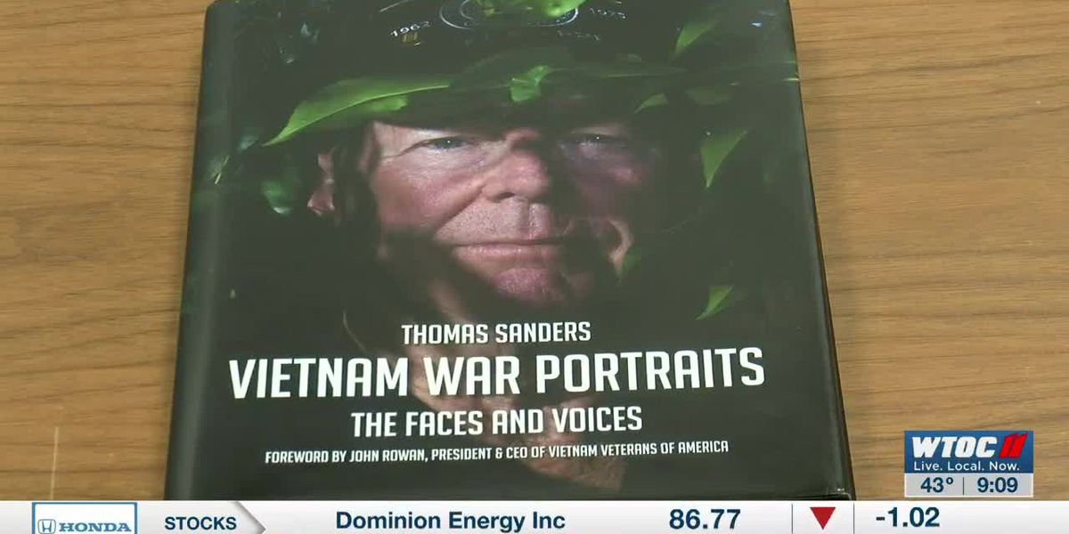 Local photographer takes a look back at the Vietnam War