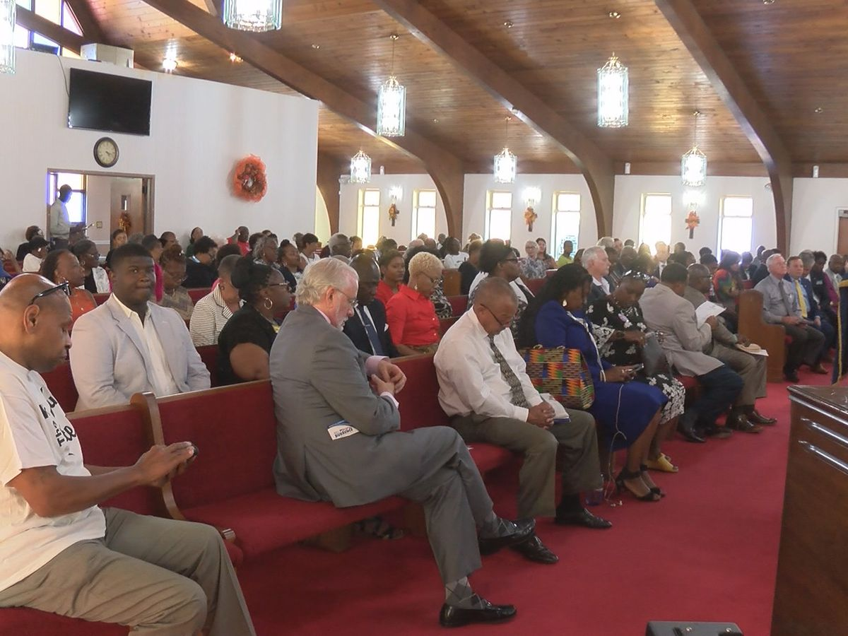 NAACP holds candidate forum for Savannah Council