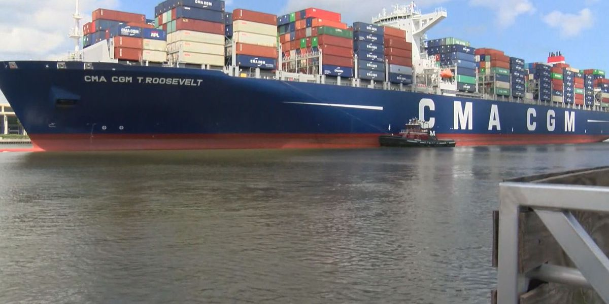 Port of Savannah moves record amount of cargo in October