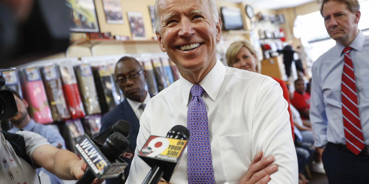 Former Vice President Joe Biden will visit SC next week to campaign for James Smith