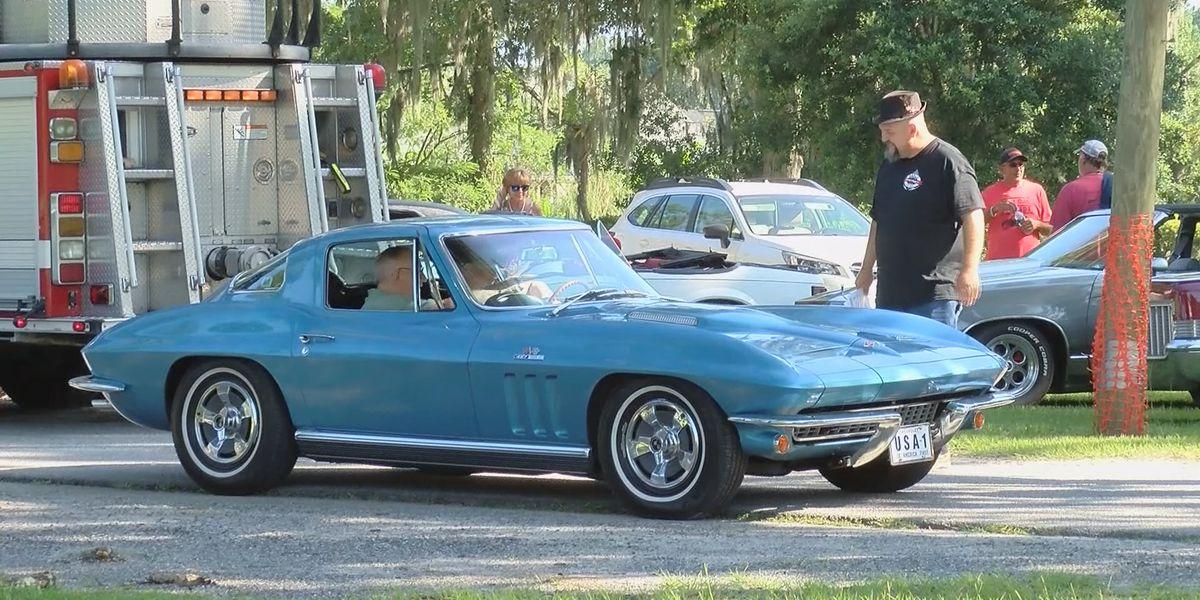 Richmond Hill Historical Society holds socially distanced car show