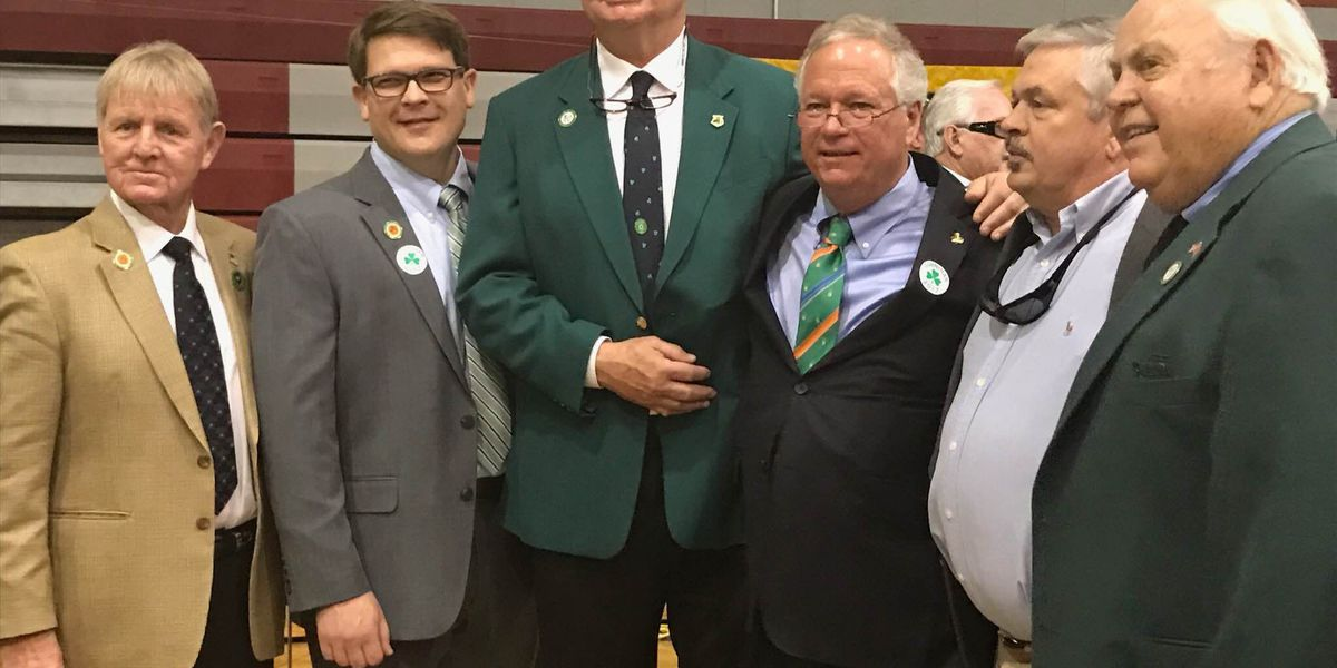 Dennis Counihan elected Grand Marshal of 2017 St. Patrick's Day Parade