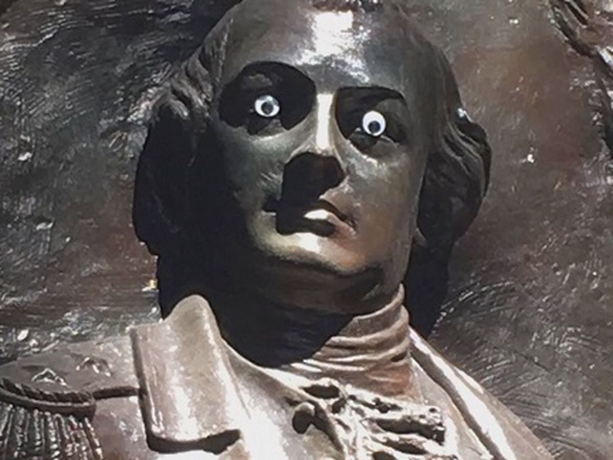 City of Savannah warning against pranks following 'googly eyes'