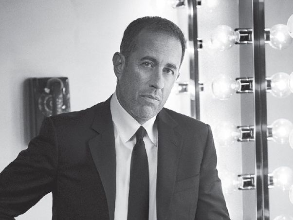 Jerry Seinfeld coming to Savannah in September