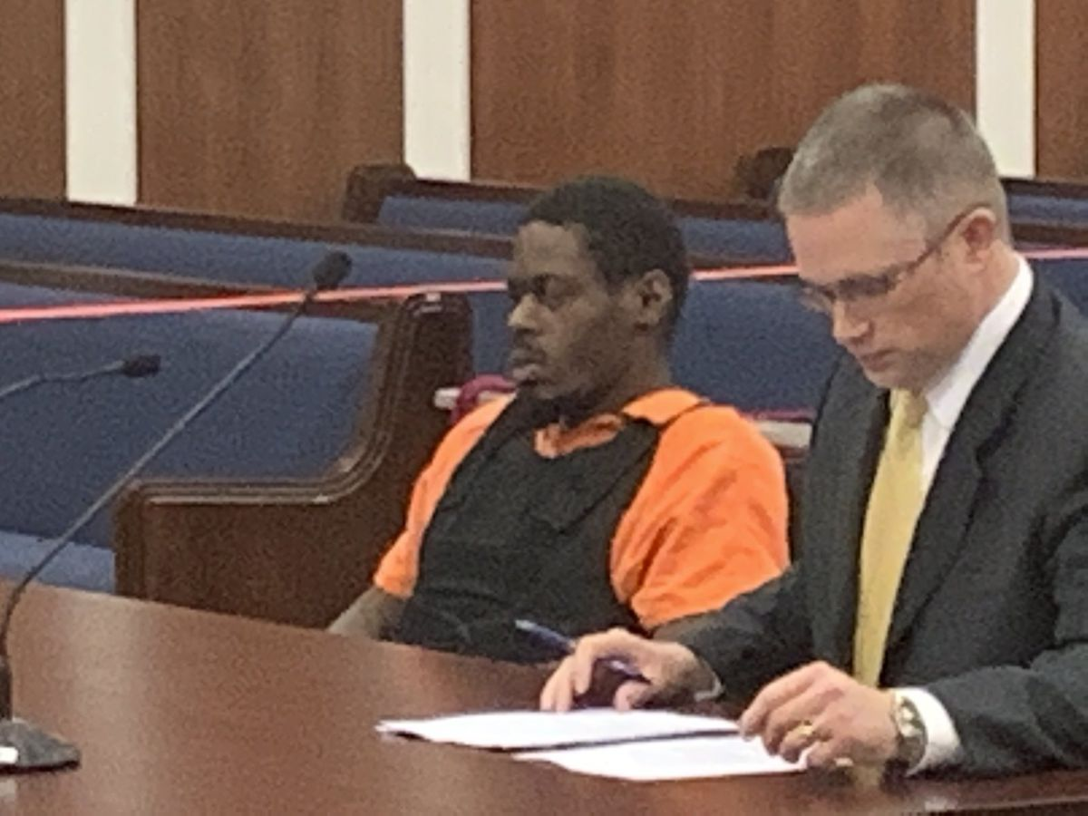 Vidalia armed robbery, fatal shooting suspect makes first court appearance